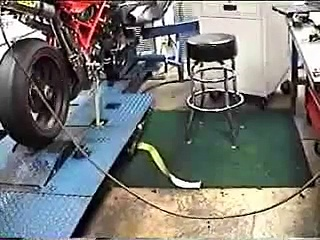 Ducati 1098s Dyno