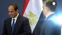 رئيس الوزراء المجري يؤكد على اهمية استقرار مصر لاوروبا