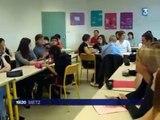 Reportage FR3: Cours de chinois avec les élèves chinois