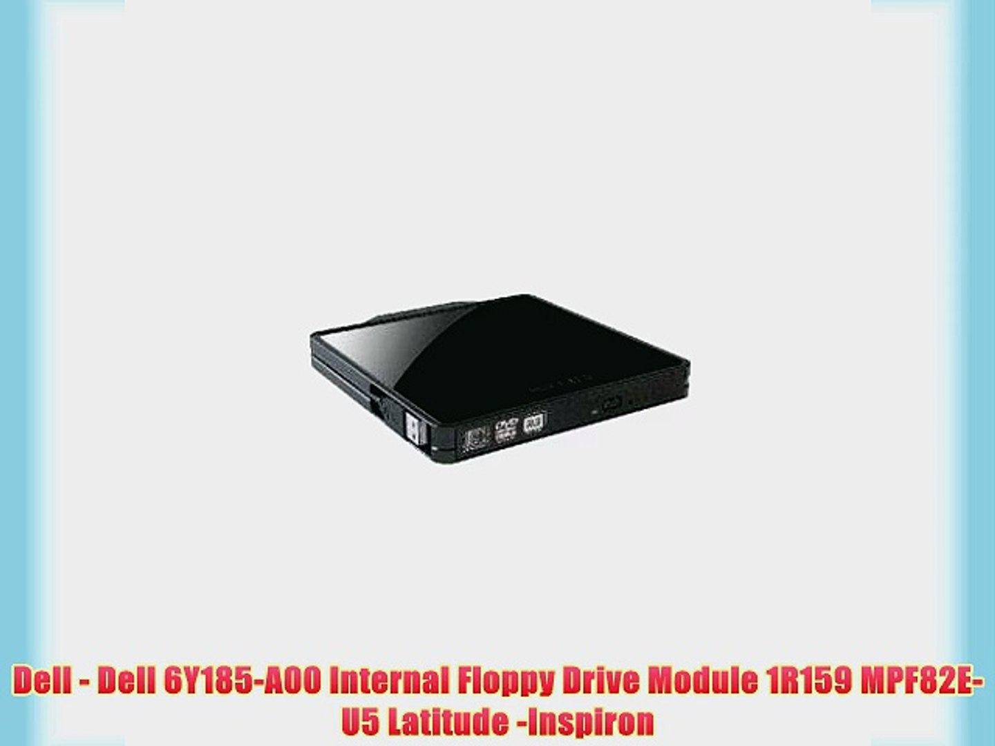 Dell Floppy Drive Module Part Number 02R152 NEW