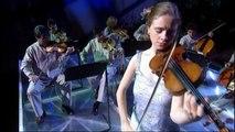 Julia Fischer - Vivaldi - As Quatro Estações - Inverno - Mov 3° Allegro (HD)