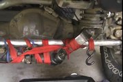 Installation of a PSC Steering Box  on a Wrangler TJ with No Body Lift