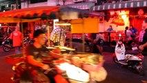 Thailand Pattaya Hot Rod Red Light Bar District Trip Тайланд 2015 Таиланд