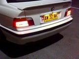 Bmw 325i rev exhaust sound