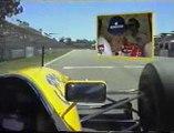 Alain Prost Adelaide 93