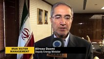 Managing water supplies replaces building dams in Iran