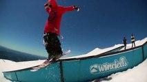 Skiing Tricks and Jumps Compilation - Nick Martini, Simon Dumont, Thomas Dolplads, Bobby Brown