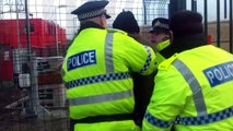 UK Police: Policeman Blatantly Lies Then Continues With Unlawful Arrest