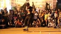 Inline Skate Semarang Junior - Freestyle Slalom