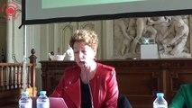"""Éliane Viennot - professeure de littérature à l'Université Jean Monnet de Saint Etienne - conférence """"Droits humains pour tou-te-s"""" - 21/05/2015"""