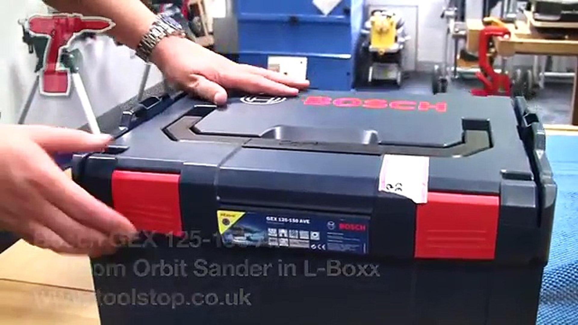 Hutchins 3570 High Performance Random Orbital Sander
