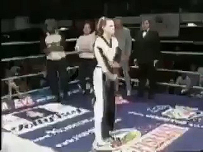 Amazing karate