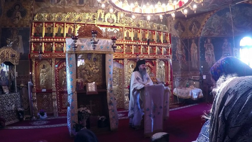 Protos. Hariton Negrea despre Sfînta Treime (1 Iunie 2015)