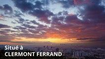 A louer - appartement - CLERMONT FERRAND (63000) - 2 pièces - 45m²