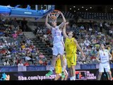 #FIBAU19 - Nikola Milutinov's best highlights