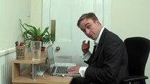 Good Computer Posture  - Good Posture Video