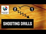 Basketball Coach Sean Fuller - Coaching Shooting for Girls Full Court Transition Shooting Drills