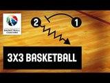 Basketball Coach Regan Kama - 3X3 BASKETBALL