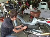 How to Fix a Moped : How to Remove a Moped Carburetor