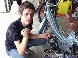 How to Fix a Moped : How to Attach a Moped Carburetor