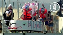 Top 5 Crashes - Red Bull Flugtag Greece