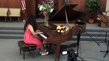 Michelle Zhao(15yrs) - Chopin Etude Op 10 #9 (Chopin)