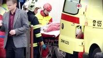 První pomoc: Dopravní nehoda