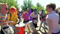 Ukraine : heurts et violences lors de la Gay Pride à Kiev