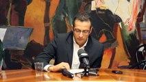 """Ricci resta presidente: """"Una scelta di responsabilita' e per il cambiamento della politica"""""""