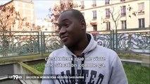 Lycéens sans papiers et sans abri - M6 4 janvier 2015