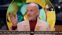 Arnavut Şevket reklam yıldızı oldu Genç Turkcell Çipetpet Reklamı