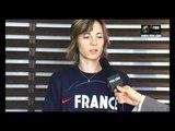 Interview with Céline DUMERC and head coach Pierre VINCENT (France)