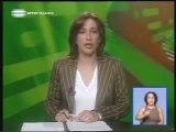 Acidente do Ilha Azul na Ilha Graciosa RTP AÇORES 31 AGO 07