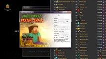 Minecraft 17  18  updated Minecraft Mega Hack  Adding items diamonds and exp