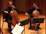 Boston Cello Quartet plays Mozart, Overture to The Marriage of Figaro
