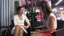 Interview de Carole Louvel par Nathalie Lefèvre