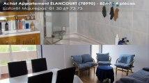 A vendre - Appartement - ELANCOURT (78990) - 4 pièces - 82m²