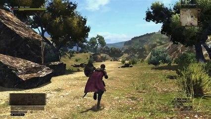 Comparatif vidéo PS3 / PS4 de