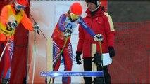 Downhill 2 (women's visually impaired) - 2013 IPC Alpine Skiing World Cup Finals Sochi