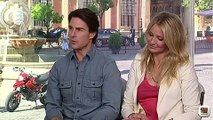 "Interview: Tom Cruise & Cameron Diaz - ""Knight and Day"""