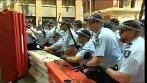 G20 Riots in Melbourne: 2006