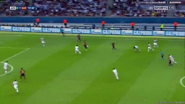 Buffon Amazing save - Juventus vs Barcelona - Champions League FINAL 06.06.2015