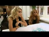 Jason Dundas / 'MTV' A day with Mary Kate & Ashley Olsen