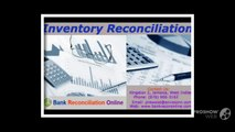 Inventory Reconciliation   inventory Accounting system
