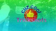 Tennis Edition- Cuz Cool Trickshots