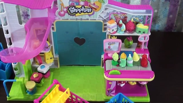 Learn English with shopkins- Learning colours and numbers