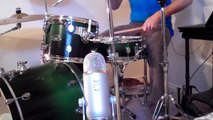 Making a Song with the Blue Yeti (guitars, vocals, drums, acoustic guitar, bass)