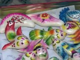 Coolest woman ever spends her time painting steamed buns