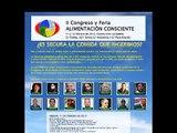 """""""Presentación II Congreso y Feria de Alimentación Consciente"""" Miguel Celades"""
