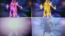 Power Rangers Lost Galaxy   In space theme